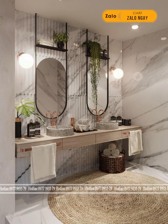 Kinh nghiệm chọn tấm nhựa ốp tường cho các không gian trong nhà 3