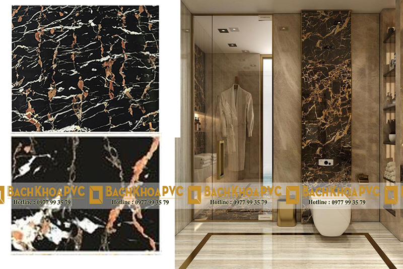 5 mẫu tấm ốp tường vân đá cẩm thạch đẹp cho nội thất thêm nổi bật