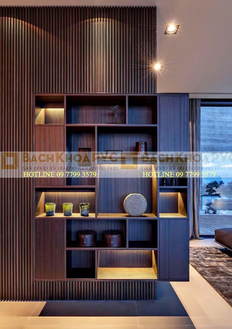 tấm nhựa giả gỗ là vật liệu nhẹ giải pháp tối ưu khi trang trí nội thất 4
